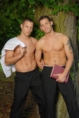 Alex & Ian Lynch (Jumeaux)
