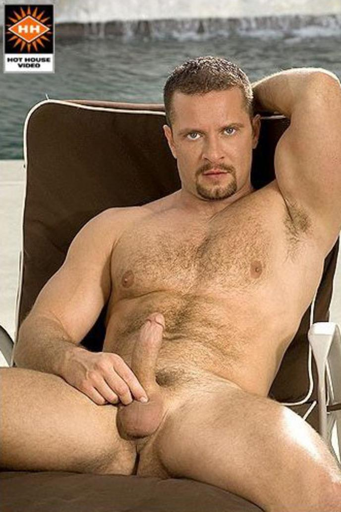 Young hung and hairy