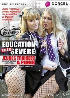 Education Très Sévère : jeunes traînées à punir