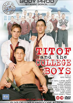 Titof and the college boys