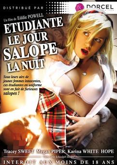 Etudiante le jour, Salope la nuit