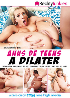 Anus de teens à dilater