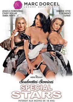 Soubrettes Services : spécial stars