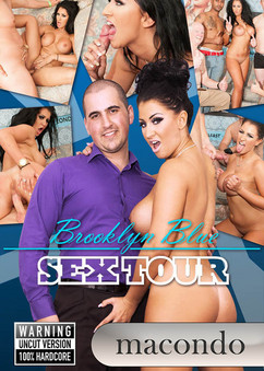 Brooklyn Blue sex tour
