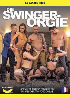 Die swinger-orgie