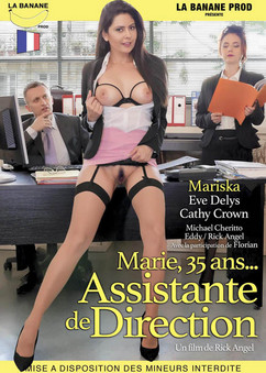 Marie, 35 ans, Assistante de Direction