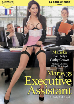 Marie, 35, executive assistant