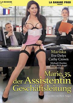 Marie, 35, der assistentin geschäftsleitung