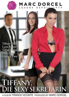 Tiffany, sexy secretary