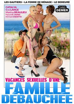 Vacances sexuelles d'une famille débauchée