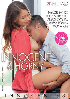 Innocent and horny