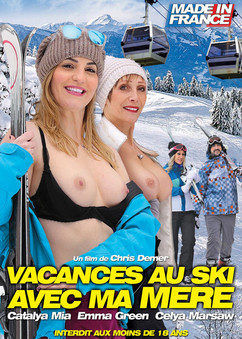 Vacances au ski avec ma mère