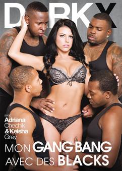 Mon gang bang avec des blacks