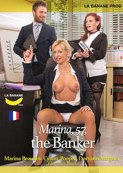 Marina, 57, the banker