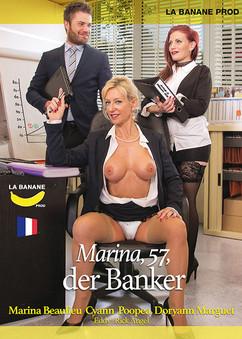 Marina, 57, der banker