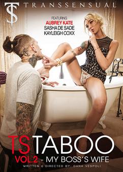 TS Taboo vol.2 : my boss' wife