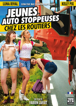 Jeunes auto-stoppeuses chez les routiers