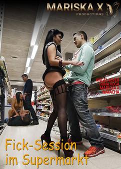 Fick-Session im Supermarkt