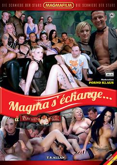 Magma s'échange au Paerchen Club et à l'hôtel Schiedel