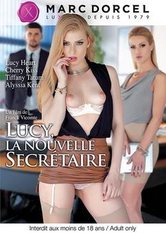 Lucy, la nouvelle secrétaire