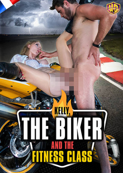 Kelly, The biker and the Fitness class