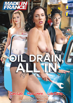 Oil drain, all in