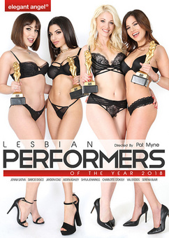 Best lesbians /// Lesbian performers of the year 2018