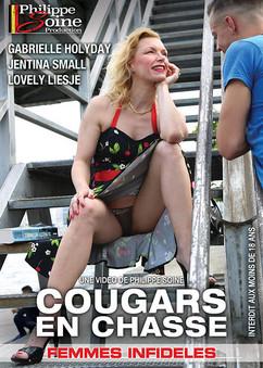 Cougars en chasse