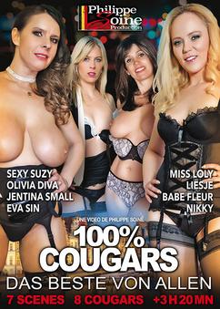 100% Cougars - das Beste von allen
