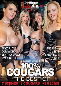 100% Cougars - the Best Of