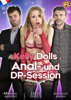 Kelly Dolls Anal- und DP-Session