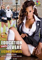 Education très sévère : leçons privées