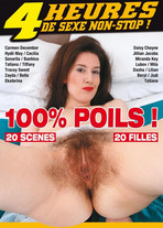 100% Hairy Pussies