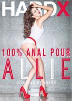 100% Anal pour Allie Haze
