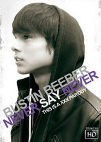 Bustin Beeber : Never say never