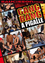 Gruppensex in Pigalle