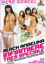Black Angelika infirmière très spéciale