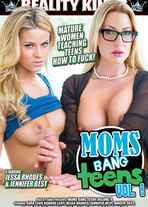 Moms Bang Teens Vol. 9