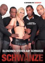 Blondinen stehen auf schwarze schwanze