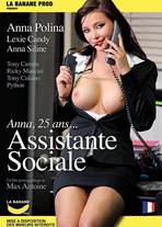 Anna, 25... Social Worker