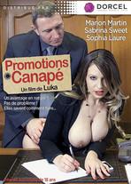 Promotions Canapé
