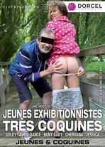 Jeunes exhibitionnistes très coquines