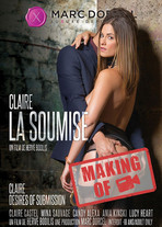 Making of - Claire, desires of submission