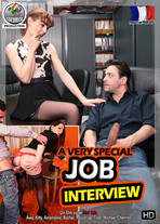 A very special job interview