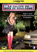The slut from the Bois de Boulogne
