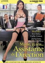 Marie, 35 ans, Assistante de Direction