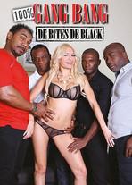 100% black dicks gang bang