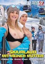 Skiurlaub mit meiner mutter