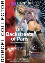 The backstreets of Paris