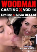 Woodman Casting X : die Dellai zwillinge und Ria Rodriguez